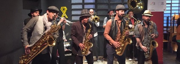 BRASS THE GITANO BAND