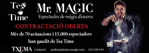 Txema Magic seguim de gira